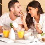 HappyCoupleBreakfast